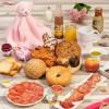 Desayunos a domicilio Especial nacimiento