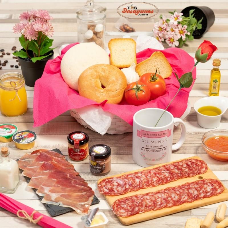 Desayuno A Domicilio Dia De La Madre Zaragoza