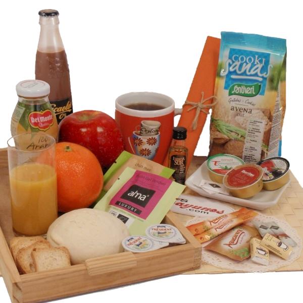 Desayuno Mediterráneo a domicilio